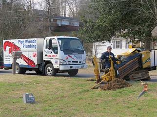 Trenchless Water Line Repair Knoxville