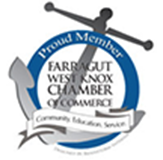 Proud Member West Knox Chamber of Commerce